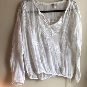 Adorable Lucky brand blouse 💕
